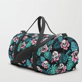 SKULLS & ROSES Duffle Bag