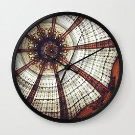 Parisian ceiling Wall Clock