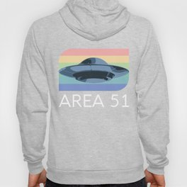 Area 51 Shirt Retro UFO Alien Extraterrestrial Cant Stop Us Aliens Exist Storm Space Nevada Truth Hoody