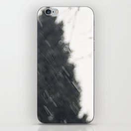 The bleak winter iPhone Skin
