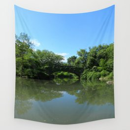 Gapstow Bridge - Central Park Wall Tapestry