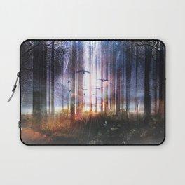 Absinthe forest Laptop Sleeve