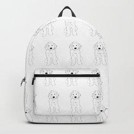 Doodle Dog Backpack