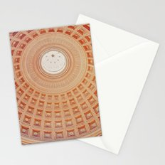 Dome full of colour Stationery Cards