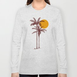 buenas tardes Long Sleeve T-shirt