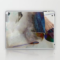 Soapy Blue Laptop & iPad Skin
