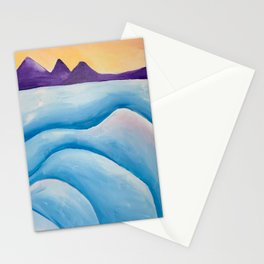 Purple Mountain Stationery Cards