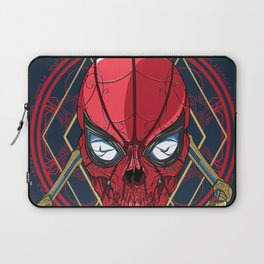 IronSpider Candy Skull Laptop Sleeve