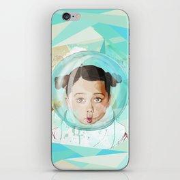 Fish Girl iPhone Skin