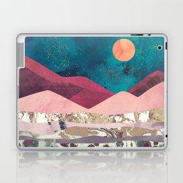 Magenta Mountain Laptop & iPad Skin