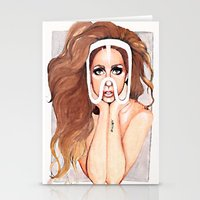 artpop Stationery Cards featuring ARTPOP by Anett Borges