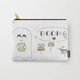 BOO(H)ks Carry-All Pouch