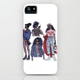 Marceline Abadeer iPhone Case