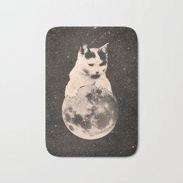 Mooncat #2 Bath Mat