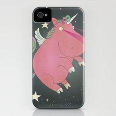 Super Horse... Unicorn Dreams. iPhone (4, 4s) Slim Case