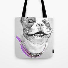 Bunix Pug Tote Bag