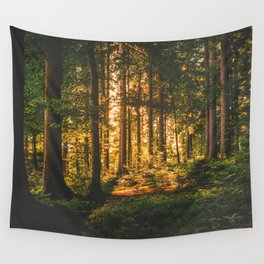 Mixed Forest Wall Tapestry