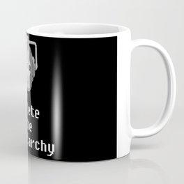 Delete the Patriarchy Coffee Mug