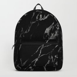Black magic marble Backpack