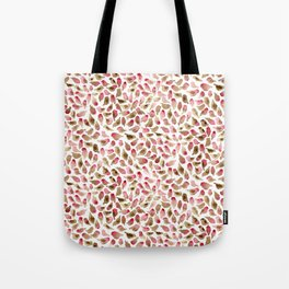 House Finch Pattern Tote Bag