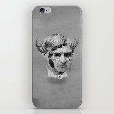 The Melting Man iPhone & iPod Skin