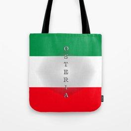 Italia Osteria Tote Bag