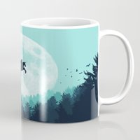 fairytale Mugs featuring Fairytale by filiskun