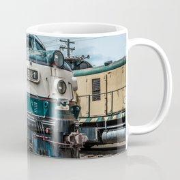 BN-1 EMD Diesel Electro Motive Train Locomotive Vintage Railroad Engine Coffee Mug