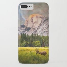 Yosemite Magic iPhone Case