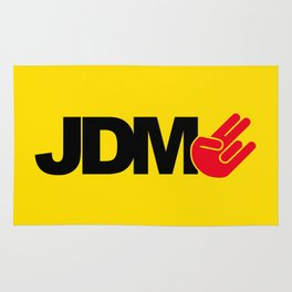 JDM shocker v3 HQvector Rug