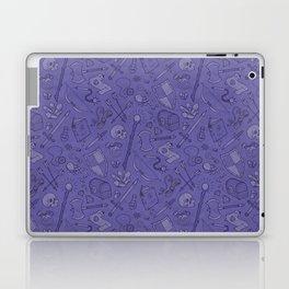 Inventory in Purple Laptop & iPad Skin
