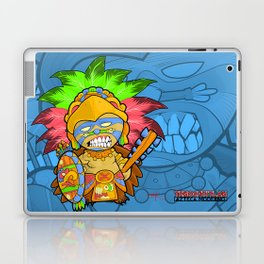 Azteca Moderno - Eagle Warrior Munny Laptop & iPad Skin