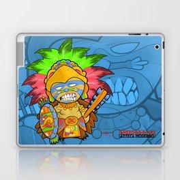 Azteca Moderno - Eagle Warrior Munny Laptop & iPad Skin
