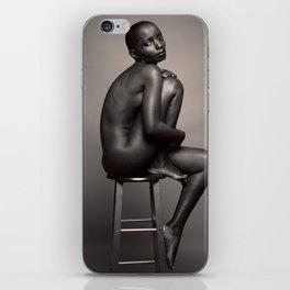 Stool iPhone Skin