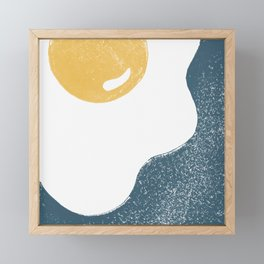 Sunny Side I Framed Mini Art Print