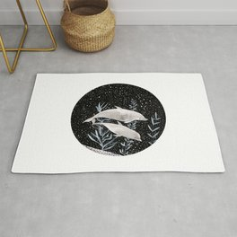 World of dolphins Rug