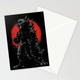 Hail Zilla Stationery Cards