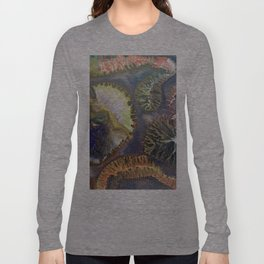 EMBRYONIC SLUDGE Long Sleeve T-shirt