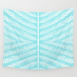 SOFT BLUE Wall Tapestry
