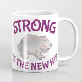 Hippo Fitness Coffee Mug