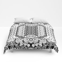 Oyster Comforters