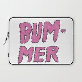bummer pink Laptop Sleeve