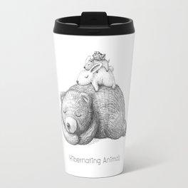 Hibernating Animals Travel Mug