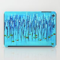 martini iPad Cases featuring :: Blue Martini :: by :: GaleStorm Artworks ::