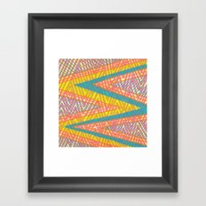 The Future : Day 20 Framed Art Print