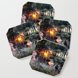 Sunset Forest : Where The Fairies Dwell Coaster
