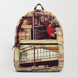 Afternoon chilling Backpack