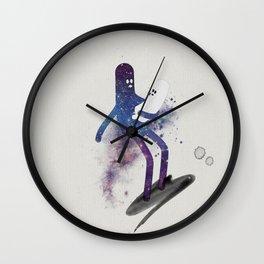 a s t r o g a n g a Wall Clock