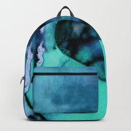 Heart Dreams 2I by Kathy Morton Stanion Backpack