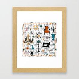 Belle Epoque Framed Art Print